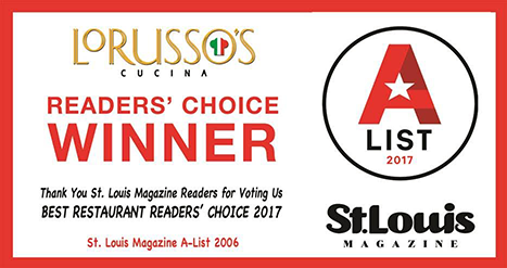Best Italian Restaurant And Catering In St Louis Lorussos